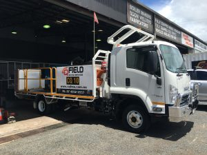 cq field truck
