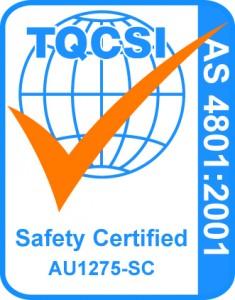 ISO 9001 2008 Certification Mark
